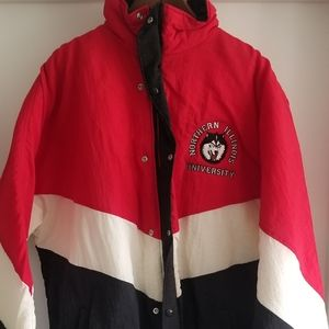 Northern Illinois University jacket